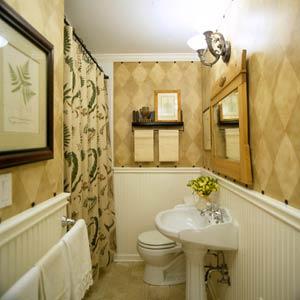 Xu hướng thiết kế phòng tắm năm 2013