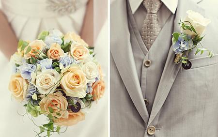 1. Hoa cưới phù hợp với phong cách tổ chức 1