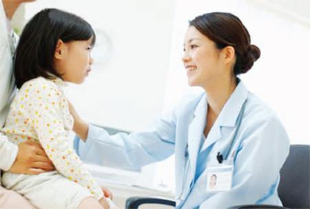 Không được chủ quan với bệnh u máu ở trẻ em.