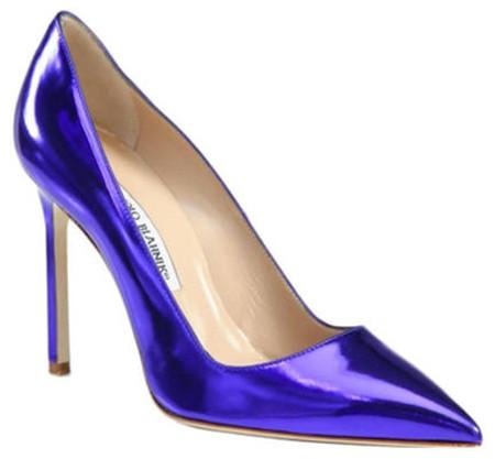 1. Giày metallic 1