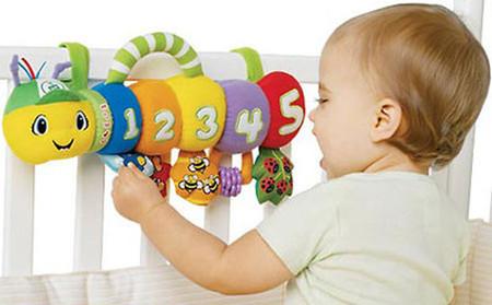 Hãy dạy con dần dần qua những trò chơi thú vị.
