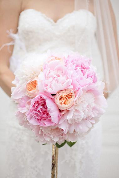 Những mẫu hoa cưới cầm tay cho cô dâu mùa Xuân/ Hè 2