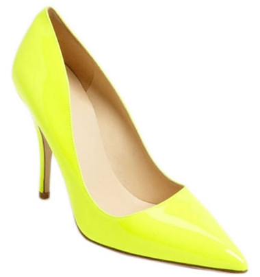 2. Giày màu pastel 1