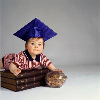 Thúc đẩy trí thông minh cho trẻ ngay từ nhỏ.