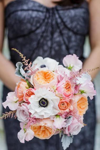 Những mẫu hoa cưới cầm tay cho cô dâu mùa Xuân/ Hè 3