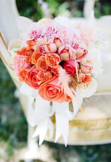Những mẫu hoa cưới cầm tay cho cô dâu mùa Xuân/ Hè 4