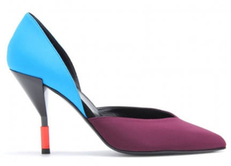 4. Giày color block 1