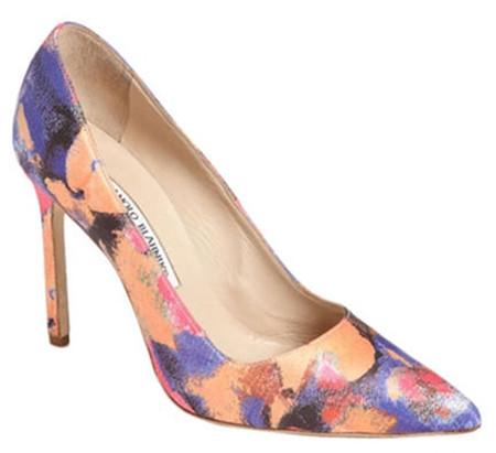 5. Giày họa tiết 1