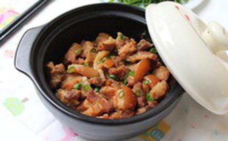 Chỉ với một mẹo nhỏ thôi là bạn có món thịt ram mặn thật lạ miệng và rất đưa cơm đấy!