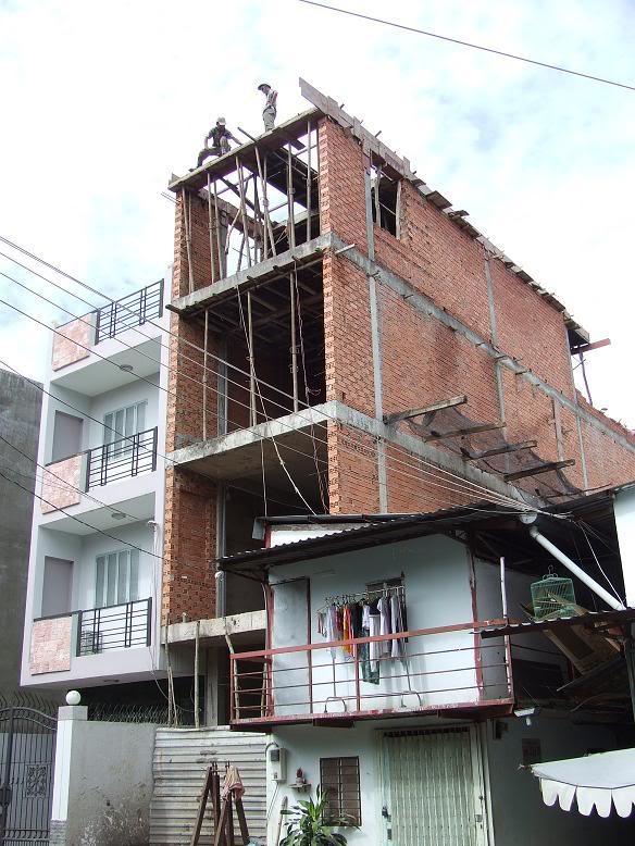 Cần phải sự vào tuổi để xây nhà