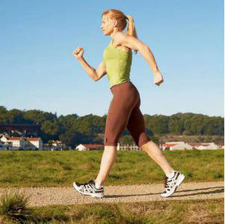4. Đi bộ 1km hay chạy bộ 1km thì cũng