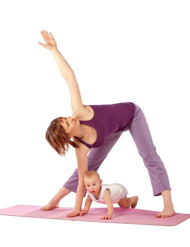 Những môn thể thao giúp giảm béo sau sinh hiệu quả 1