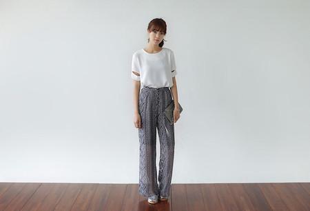 4. Quần lụa, quần vải 3