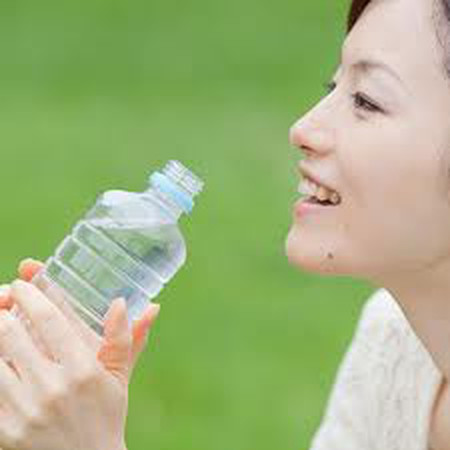 3. Uống đủ nước 1
