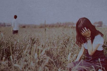 Thế là anh đã muốn ra đi như chưa từng có tôi trong đời