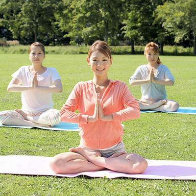Yoga để có thể có con 1
