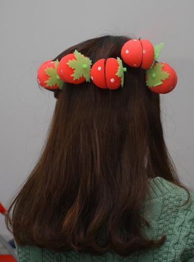 Lô cuốn tóc quả dây tây 2