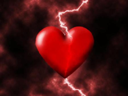 Tiếng sét ái tình đã một lần làm tan nát trái tim tôi