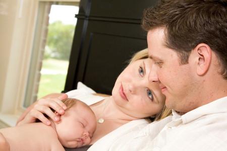 Đời sống vợ chồng sau khi sinh con nếu không chú ý những ham muốn sẽ giảm.