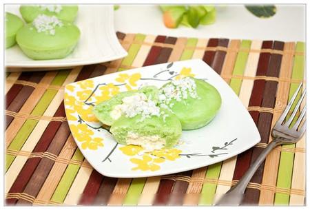 Những chiếc cupcake lá dứa này chắc chắn là sự lựa chọn hoàn hảo cho bữa sáng của gia đình bạn.