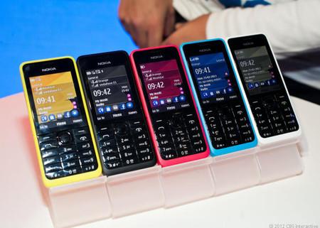 Nokia 301 (1,89 triệu đồng) 1