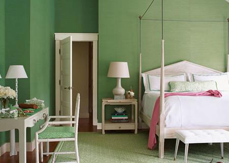 Phòng ngủ rực rỡ sắc màu ấn tượng và ấm cúng 4