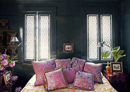Phòng ngủ rực rỡ sắc màu ấn tượng và ấm cúng 5