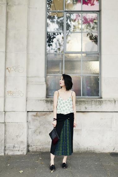 2. Váy suông 2