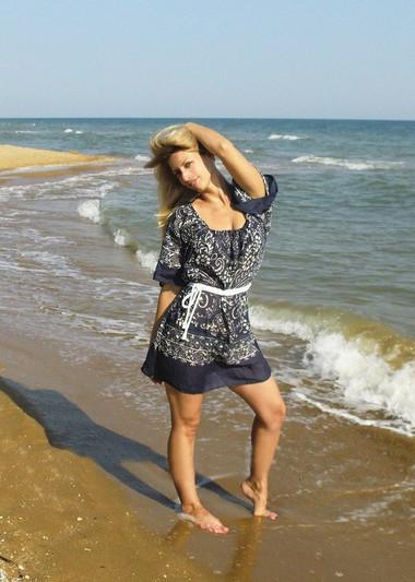 Cách tự may váy đi biển độc đáo 1
