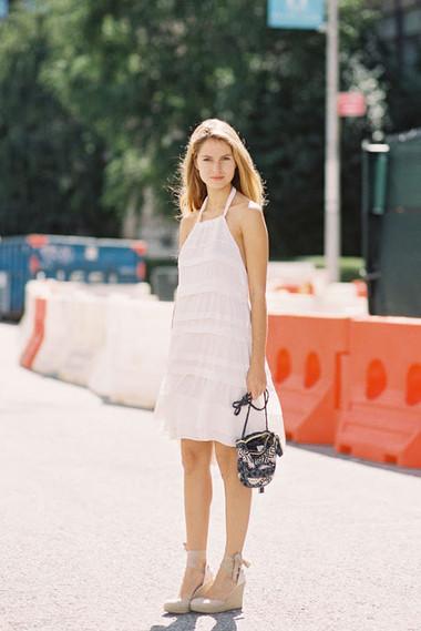 2. Váy suông 3