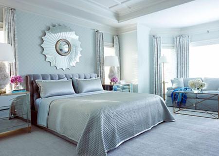 Phòng ngủ rực rỡ sắc màu ấn tượng và ấm cúng 7