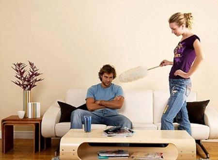 Không gì khiến đàn ông khó chịu, phẫn nộ hơn khi bị một người phụ nữ đối xử với mình như một đứa trẻ.