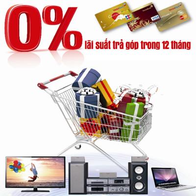 Dịch vụ mua hàng trả góp ngày càng đơn giản hóa các thủ tục đối với khách hàng.