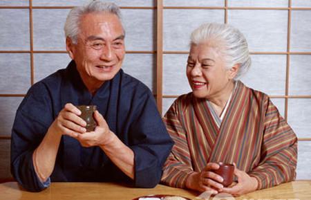 Người Nhật sống thọ nhất thế giới..