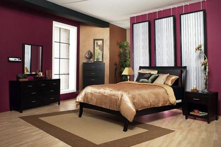 Bàn trang điểm nên tránh sự xung khắc với trang thiết bị nội thất khác.