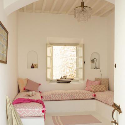 Lãng mạn không gian nhà bạn với sắc hồng 3