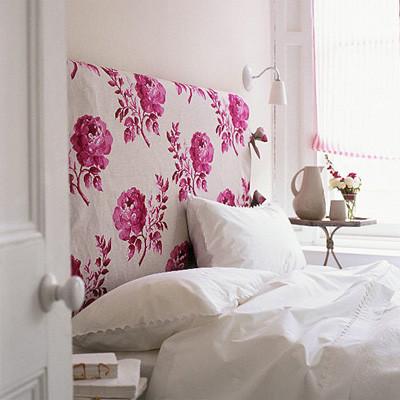 Lãng mạn không gian nhà bạn với sắc hồng 4