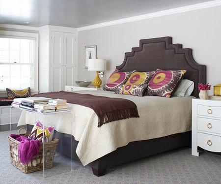Phòng ngủ lãng mạn đậm chất Thu 5