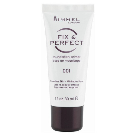 6. Kem lót: Rimmell Fix & Perfect Foundation Primer ($8 - $9/170.000 VND - 190.000 VND) 1