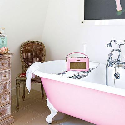 Lãng mạn không gian nhà bạn với sắc hồng 7