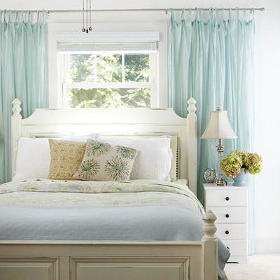 Phòng ngủ lãng mạn đậm chất Thu 8