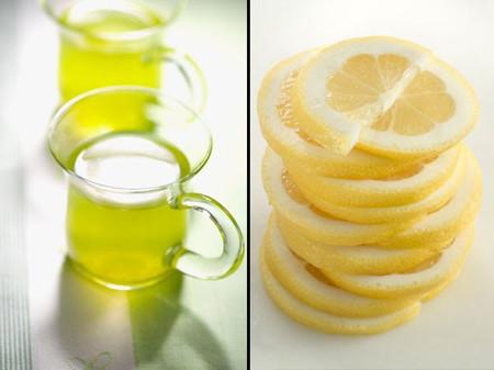Việc hòa trộn giữa trà xanh và chanh sẽ khiến chất catechin- chất chống oxy hóa hiện diện trong trà xanh- sẽ được cơ thể hấp thu tốt hơn.
