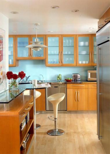 Nhà bếp an toàn giúp bạn tránh được những tai nạn đáng tiếc.