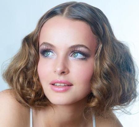 Những kiểu tóc xoăn vừa đẹp, vừa trẻ trung cho mùa thu đông 2013 4