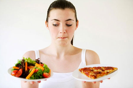 Điểm sai lầm khiến bạn muốn giảm cân
