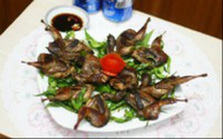 Chim cút rô ti nước dừa ngon tuyệt - Nội Trợ - Khéo tay hay làm - Món ngon mỗi ngày