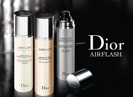 5. Dior Skin Airflash CC Primer Colour Correcting Primer 1