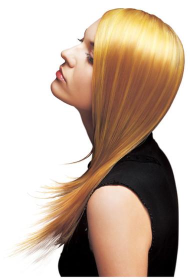 Nên làm khô tóc một cách tự nhiên 1
