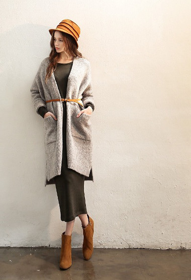 2. Áo khoác len nữ 3