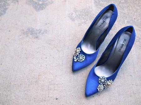 3. Giày đính đá 3